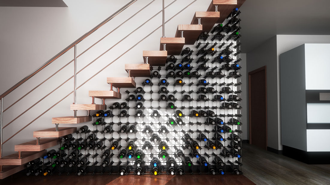 Marvelous Start With A Small Wine Rack And Then Add On More Storage NOOKs As Your Wine  Collection Grows. Fill Any NOOK, Build Any Shape. This Is LEGO For Your Wine .